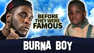 Download Burna Boy | Before They Were Famous | Biography Video