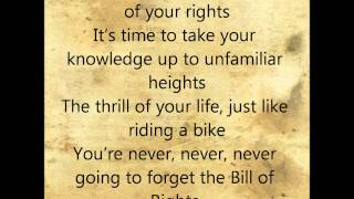 Download Bill of Rights Song Video