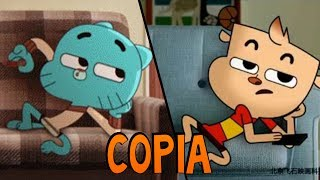 Download AS CÓPIAS DOS DESENHOS FAMOSOS Video