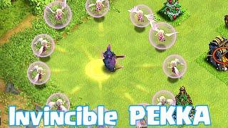 Download Clash Of Clans - INVINCIBLE PEKKA (Troll Wars 3!!!) Video