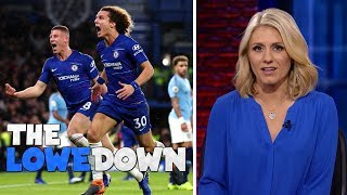 Download Premier League Weekend Roundup: Matchweek 16 I The Lowe Down Ep.2 I NBC Sports Video