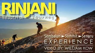 Download Mount Rinjani - unique & amazing scenery (video of 4 days trekking, incl. distance & altitude) Video