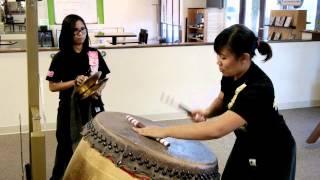 Download Hok San Lion Dance Drumming Video