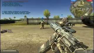 Download Armas Modificadas Battefield 2 - [Gameplay] Video