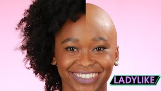 Download Women Go Bald For A Day • Ladylike Video