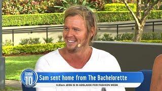 Download Sam From The Bachelorette Australia 2017 | Studio 10 Video