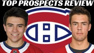 Download 2019 NHL Top Prospects Review - Montreal Canadiens Video