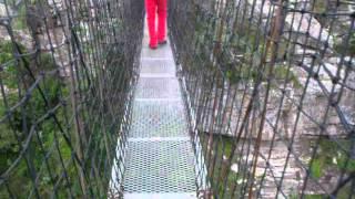 Download Suspension Bridge at Oribi Gorge Video