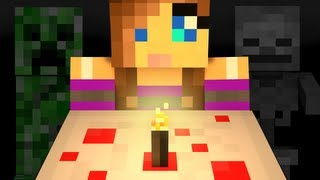 Download ″Make a Cake″ - A Minecraft Parody of Katy Perrys' Wide Awake (Music Video) Video