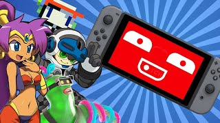 Download 4 Awesome Nintendo Switch Games Without Zelda or Mario - Up At Noon Live! Video