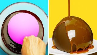 Download 21 EASY AND COOL CHOCOLATE IDEAS Video