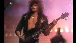Download Ozzy Osbourne SHot In The Dark Live on The Tube 1986 Video