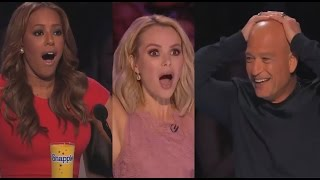 Download 8 MOST INTERESTING Kids Audition In BGT And AGT Video