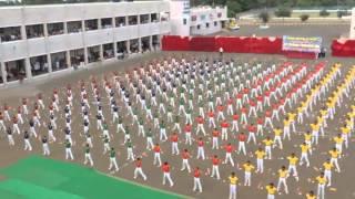 Download Mass PT on 51st Anniversary Day of Sainik School Bijapur Video