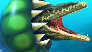 Download NEW GIANT VAMPIRE LEECH - Feed and Grow Fish - Part 107   Pungence Video