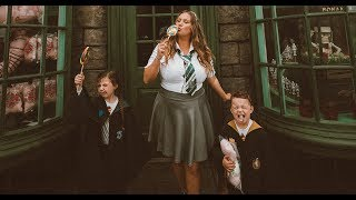 Download Wizarding World of Harry Potter    Family Trip Vlog Video
