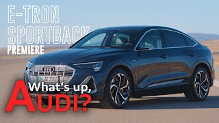 Download New Audi e-tron Sportback Official World Premiere | What's up, Audi? #24 Video