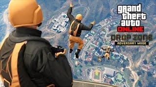 Download GTA V - Drop Zone Adversary Mode (HUN) Video