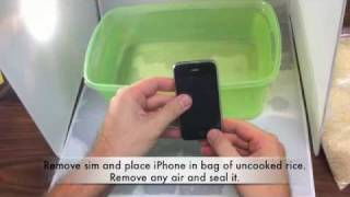 Download iPhone water damage - steps to take if it happens to you Video