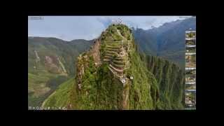 Download Ancient Spectacular Machu Picchu 360° - AirPano Video