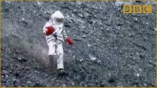 Download Scientist gets too close to lava lake! - Richard Hammond's Journey to the Centre of the Planet - BBC Video