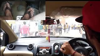 Download City and Market High Traffic | भीड़ में गाडी कैसे चलाये ? | Clutch control view [Must Watch] Video
