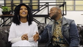 Download Nomzamo Mbatha on her Refugee work & Answering the Call | Dennis Ngango Video