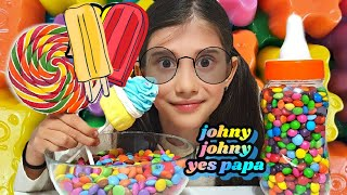 Download Learning Colors, Johny Johny Yes Papa Song, Candy Lollipops KIDS SONGS Video