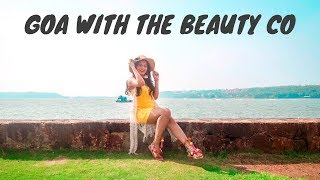 Download GOA WITH THE BEAUTY CO AND 17 YOUTUBERS | Dhwani Bhatt Video