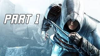 Download Assassin's Creed Walkthrough Part 1 - Altaïr Ibn-La'Ahad (PC Let's Play Commentary) Video