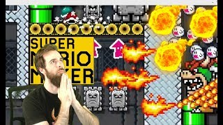 Download I Don't Ask For Much... | SUPER EXPERT NO SKIP [#14] [SUPER MARIO MAKER] Video
