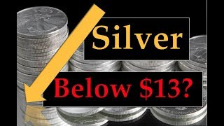 Download Gold & Silver Price Update - July 25, 2018 + Silver Below $13?? Video