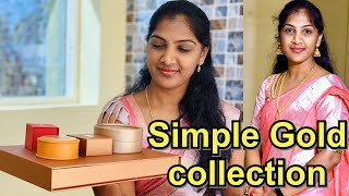 Download My Gold jewellery Collection || Sukanya Telugu Vlogs Video