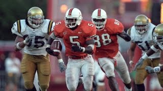 Download Classic Tailback - Edgerrin James Miami Highlights Video
