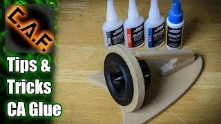 Download CA Glue TIPS & TRICKS - CarAudioFabrication Video