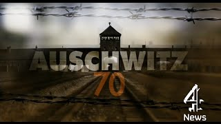 Download Auschwitz remembered 70 years on - Humanity at its most inhumane | Channel 4 News Video
