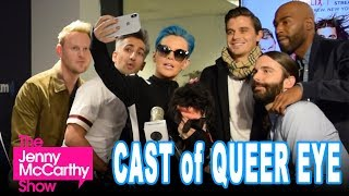 Download The cast of Queer Eye on The Jenny McCarthy Show Video