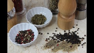 Download Everything you need to know about Pepper! 6 different variety! Video