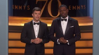 Download 70th Emmy Awards: Opening Monologue Video