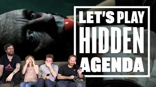 Download Let's play Hidden Agenda (Part 3) - THE GANG SOLVE THE CASE Video