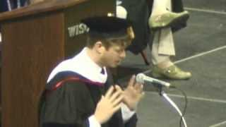 Download UW-Madison 2013 Spring Commencement: Anders Holm's Address Video