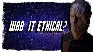 Download Lore Debate : Maquis Bigotry, Cardassian Mad Science Video