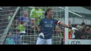 Download Direct kick on Hope Solo Video