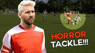 Download Shocking Horror Tackle 😱 | Sunday League Messi Video