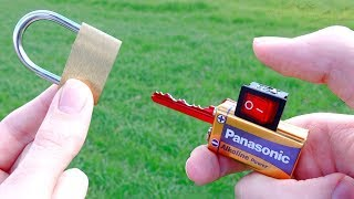 Download Simple Invention to Open Locks Video