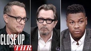 Download Full Actors Roundtable: Tom Hanks, Gary Oldman, John Boyega, James Franco | Close Up With THR Video