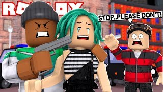 Download ROBLOX ROBBERY GONE WRONG!!! Video