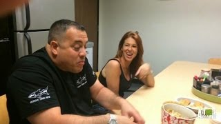 Download Wayde Tells Heather What He Really Thinks of Her Meatballs | Tanked Video