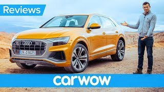 Download New Audi Q8 2019 REVIEW - see why it's better than a BMW X6 Video