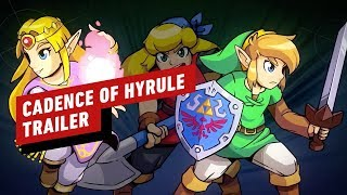 Download Cadence of Hyrule Announcement Trailer - GDC 2019 Video